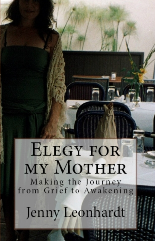 Elegy Book front cover